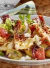 夏日炎炎不爱吃饭,清新爽口的开胃沙拉的做法