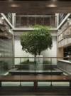 新鲜花艺绿植设计在餐饮空间中的美化装饰作用